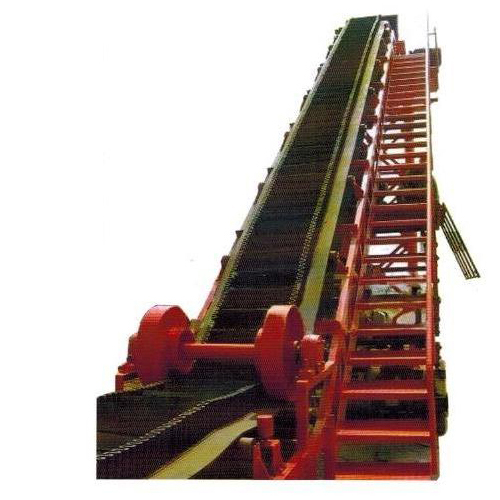Deep Trough Belt Conveyor